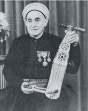 Cheikh Larbi Bensari
